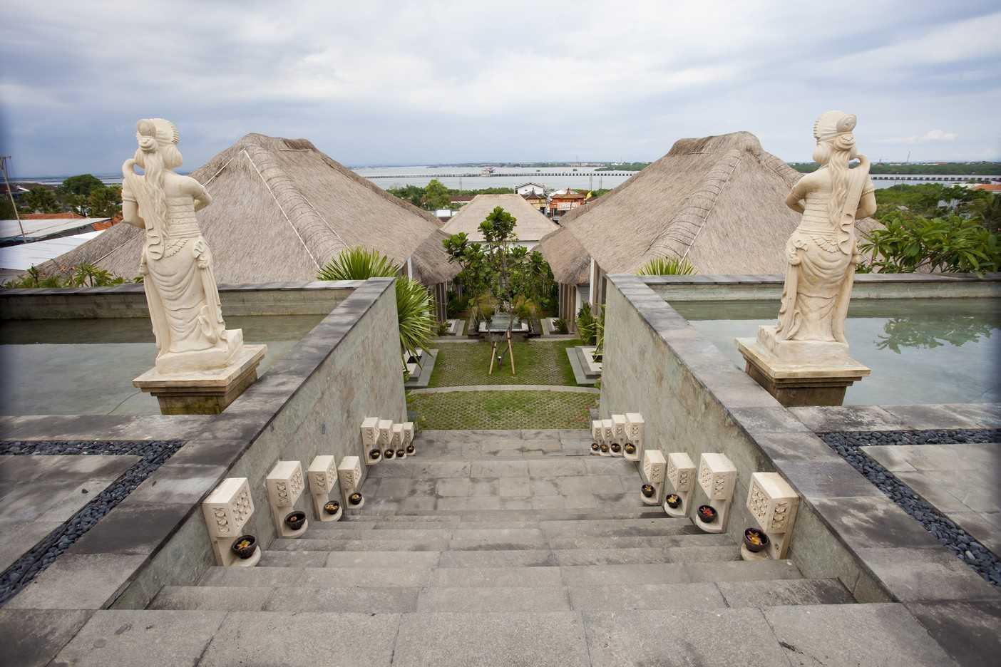 Zen Spa Bali karya Emporio Architect (Sumber: arsitag.com)