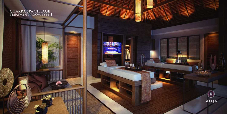 Chakra Spa Village at Batam karya SOTJA Interiors (Sumber: arsitag.com)