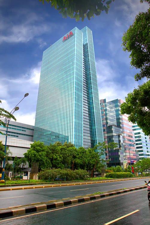 Menara Palma di Jl. HR Rasuna Said, Kuningan, Jakarta (Sumber :carikantor.com)