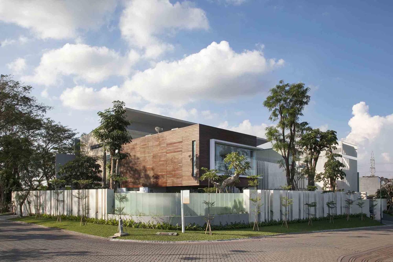 Rumah Selat Karya Das Quadrat (Sumber: arsitag.com)