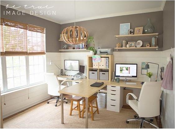 5. Ruang kerja yang cocok di mana pun.