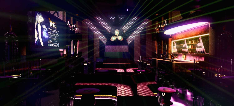 Terrace Nightclub karya Khakimatta Architects (Sumber: arsitag.com)