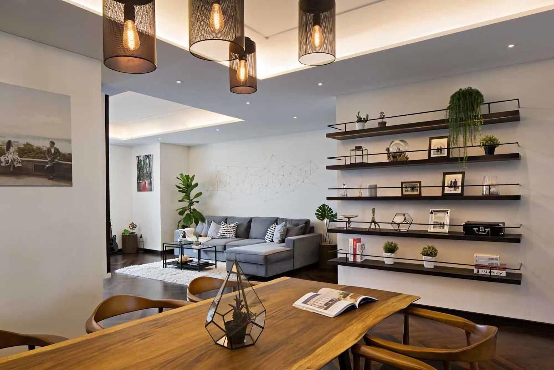 Bagaimana Cara Kreatif Memajang Foto sebagai Dekorasi Interior Rumah | Foto artikel Arsitag