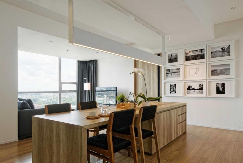 Apartment at Kemang di Jakarta karya Atelier Prapanca tahun 2011 (Sumber: arsitag.com)