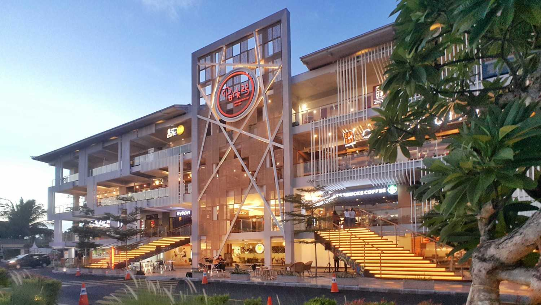 Mengenal Sekilas Tentang Desain Mall / Pusat Perbelanjaan | Foto artikel Arsitag
