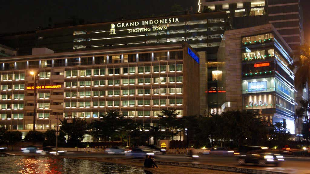 Grand Indonesia Shopping Mall, Jakarta (Sumber: www.easybook.com)