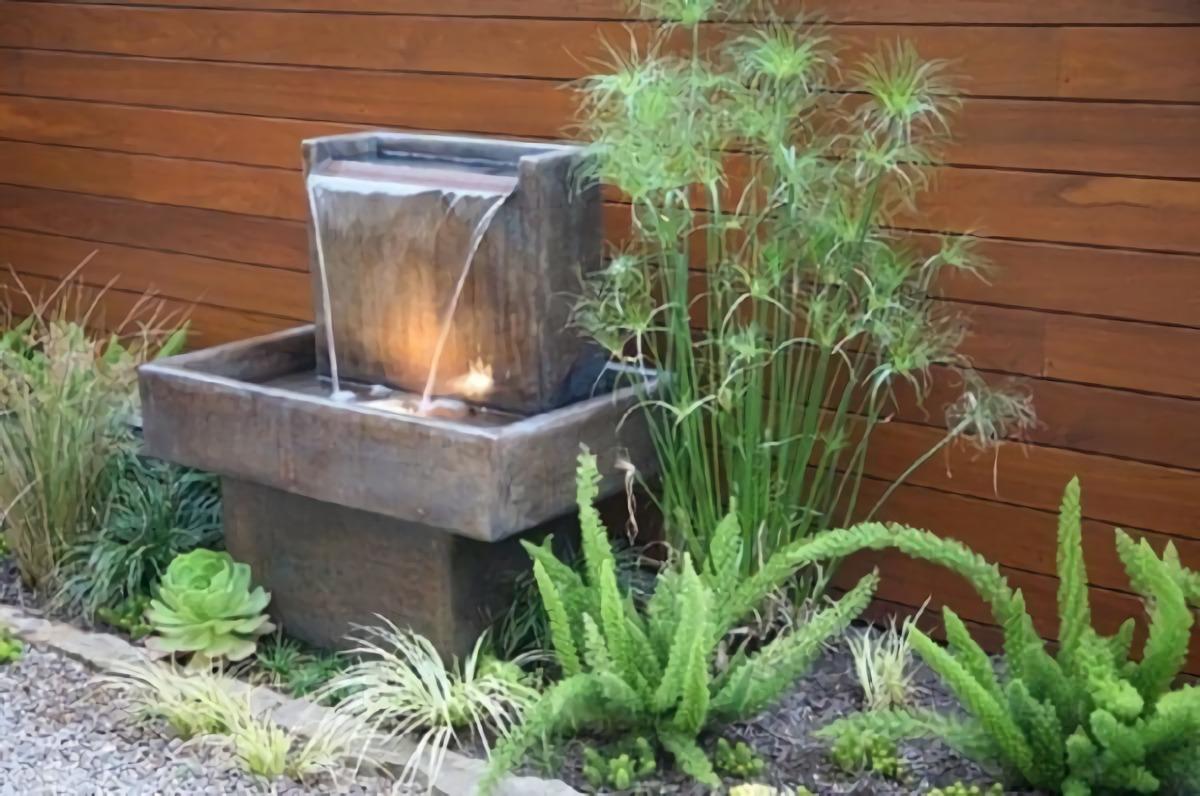 Inspirasi Desain Air Mancur untuk Menyejukkan Rumah Minimalis Anda | Foto artikel Arsitag