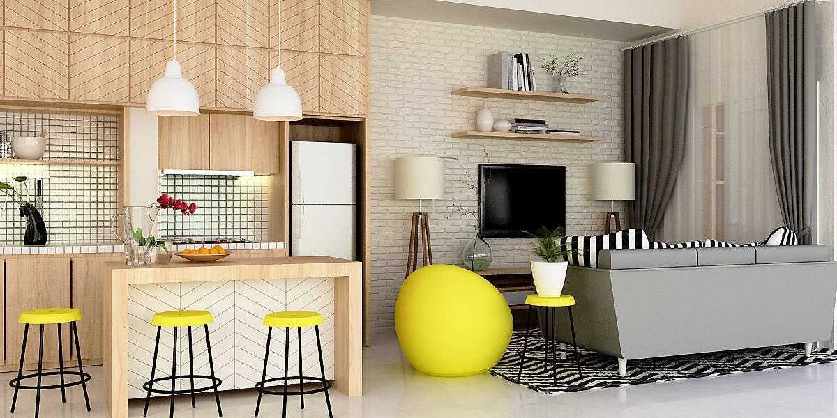 FY HOUSE di KDA Housing, Batam Centre karya Gilbert Yohannes Voerman tahun 2015 (Sumber: arsitag.com)