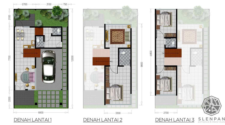 Dadali Stone Yard Jl. Dadali, Tanah Sareal,Bogor, Jawa Barat karya studio slenpan tahun 2017 (Sumber: arsitag.com)