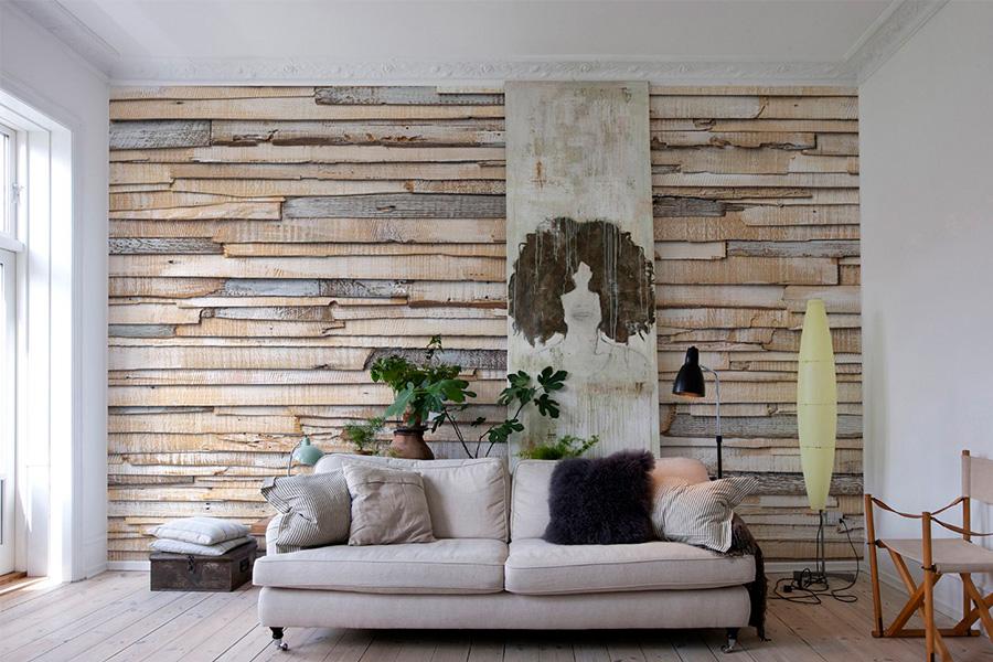 Wallpaper Sebagai Penghias Ruang Tamu