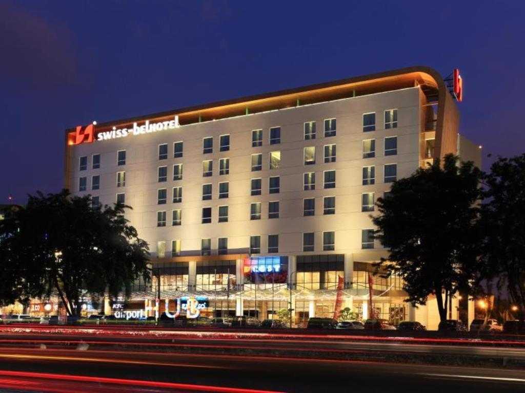 Swiss Belhotel Airport Hotel, Jakarta (Sumber: www.khaosanroad.com)