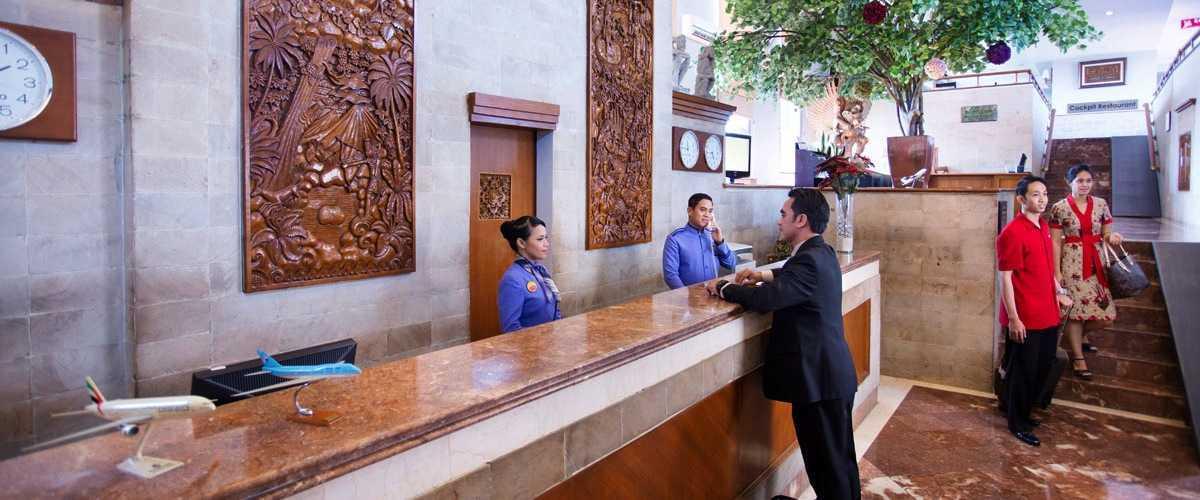 Jakarta Airport Hotel (Sumber: www.jakartaairporthotel.com)
