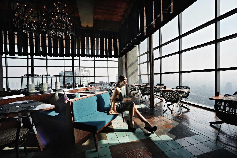 8 Desain Restoran Mewah untuk Pengalaman Fine Dining yang Tak Terlupakan   Foto artikel Arsitag