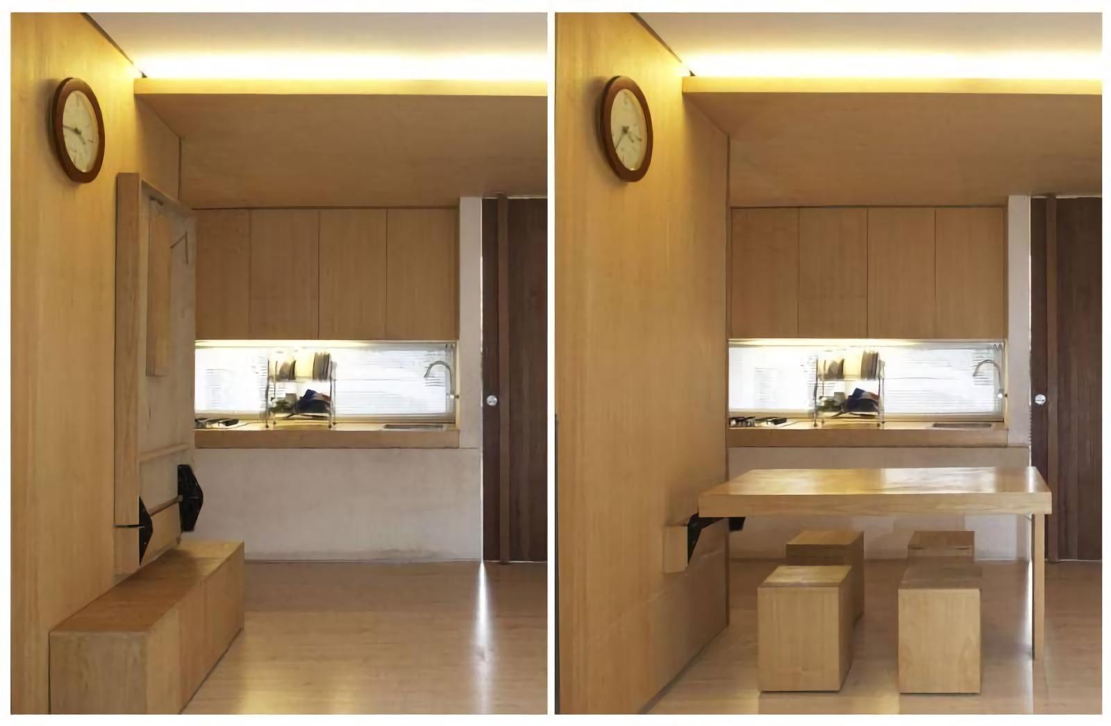 51 SQM House di Jakarta karya Sontang M Siregar tahun 2010 (Sumber: arsitag.com)