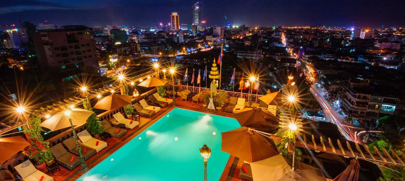 Okay Boutique Hotel, Phnom Penh (Sumber: www.okayboutiquehotel.com)
